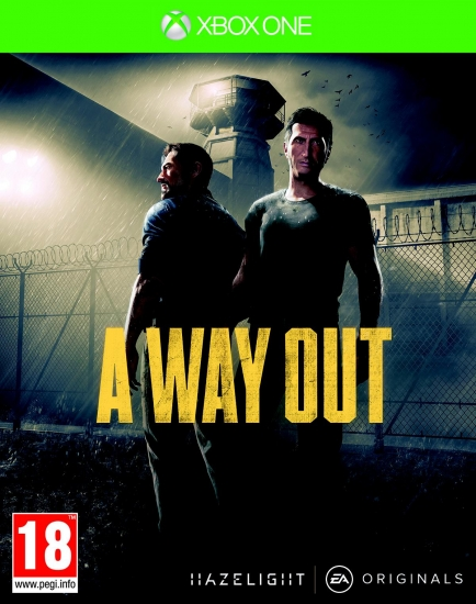 A Way Out [uncut] (deutsch) (AT PEGI) (XBOX ONE)