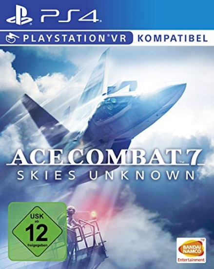 Ace Combat 7 Skies Unknown (deutsch) (DE) (PS4)