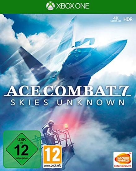 Ace Combat 7 Skies Unknown (deutsch) (DE) (XBOX ONE)