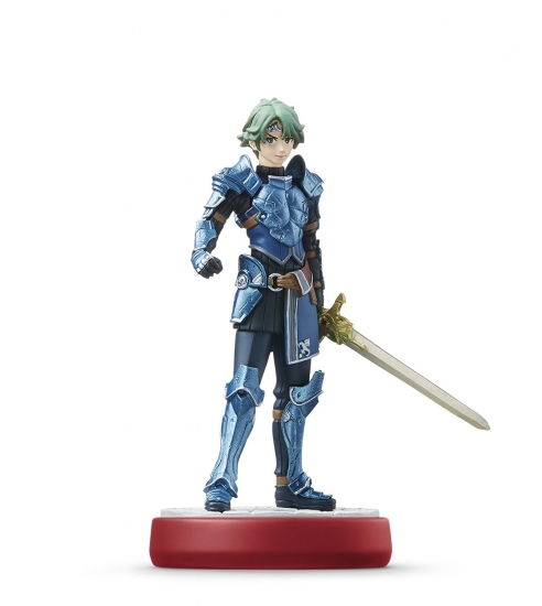 amiibo Fire Emblem Alm (3DS/New 3DS)