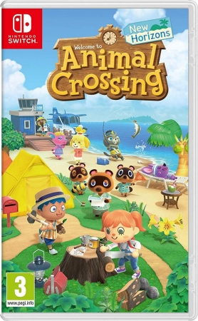 Animal Crossing New Horizons (deutsch) (ES PEGI) (Nintendo Switch)