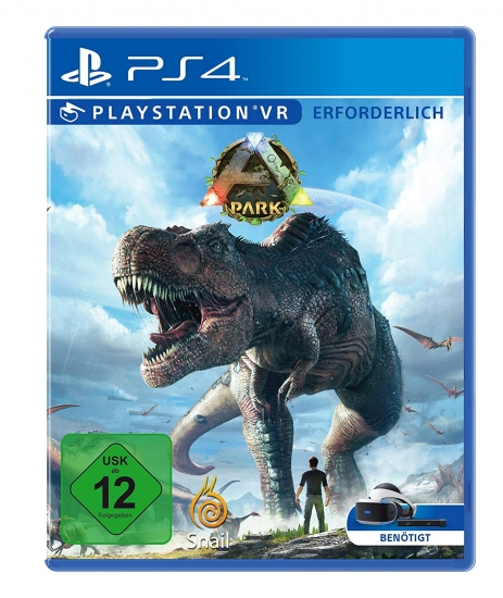 Ark Park VR (deutsch) (AT PEGI) (PS4) [PSVR]