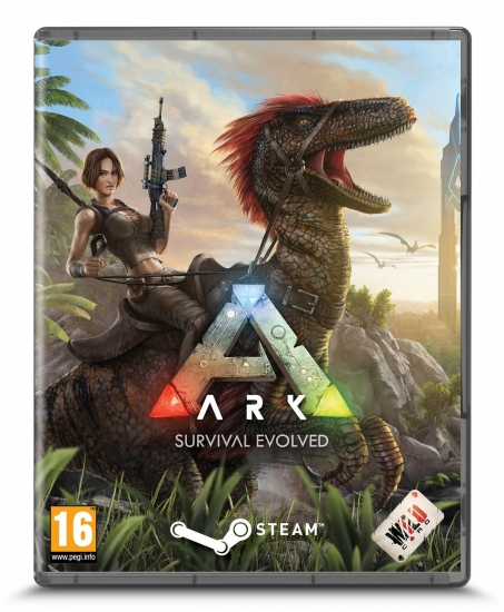 ARK Survival Evolved [uncut] (deutsch) (AT PEGI) (PC DVD)