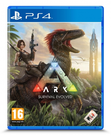 ARK Survival Evolved [uncut] (deutsch) (AT PEGI) (PS4)