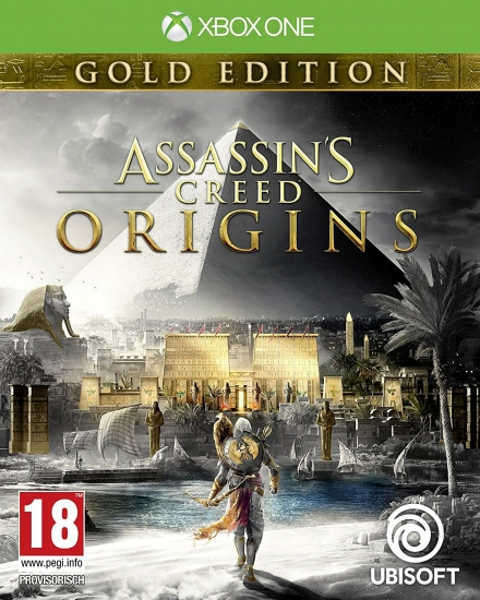 Assassin's Creed Origins Gold Edition [uncut] (deutsch) (AT PEGI) (XBOX ONE) inkl. Season Pass / Deluxe Paket / Zusatzmission