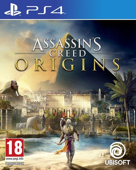 Assassin's Creed Origins [uncut] (deutsch) (AT PEGI) (PS4) inkl. Zusatzmission