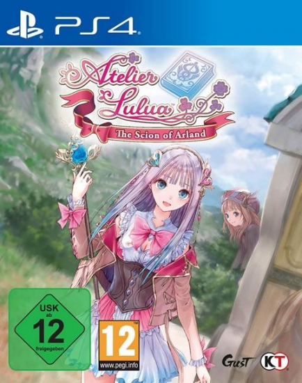 Atelier Lulua The Scion of Arland (englisch) (AT PEGI) (PS4)