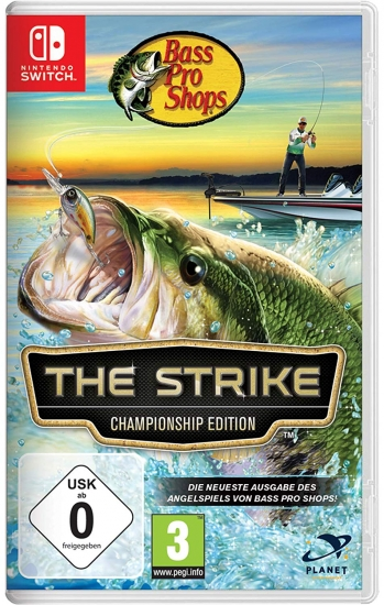 Bass Pro Shops The Strike (deutsch) (AT PEGI) (Nintendo Switch)