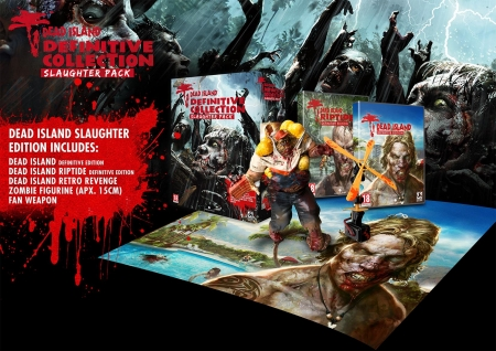 Dead Island Definitive Collection - Slaughter Pack [uncut] (deutsch) (AT PEGI) (PS4)
