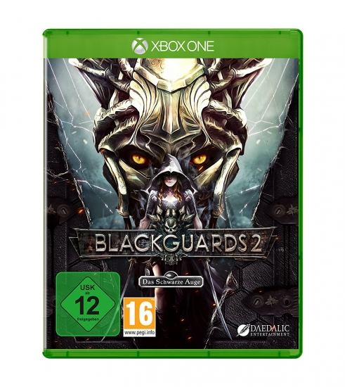 Blackguards 2 (deutsch) (AT PEGI) (XBOX ONE)