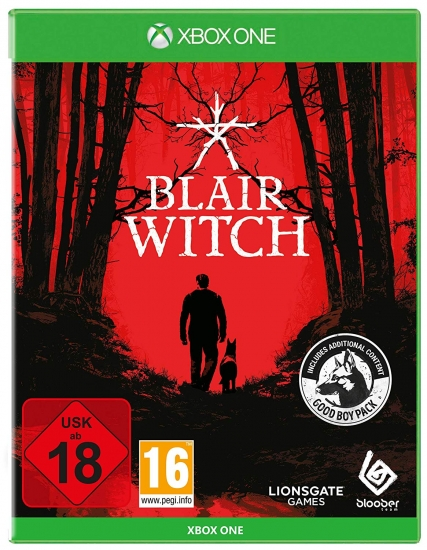 Blair Witch Day One Edition [uncut] (deutsch) (AT PEGI) (XBOX ONE) inkl. Good Boy Pack