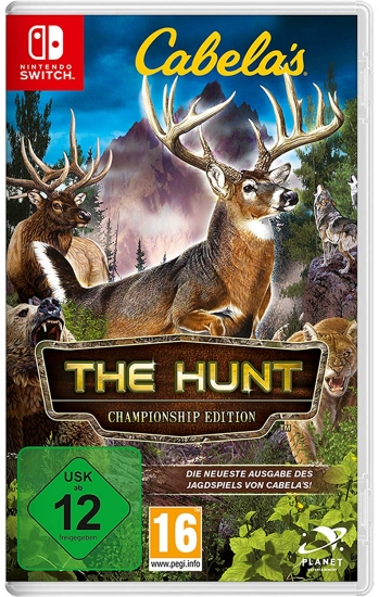 Cabela's The Hunt (deutsch) (AT PEGI) (Nintendo Switch)