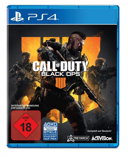 Call of Duty Black Ops 4 (deutsch) (DE) (PS4)