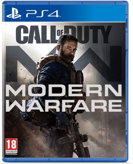 Call of Duty Modern Warfare 2019 [uncut] (deutsch) (AT PEGI) (PS4)