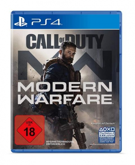 Call of Duty Modern Warfare 2019 [uncut] (deutsch) (DE USK) (PS4)