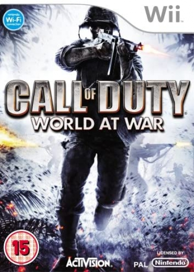 Call of Duty 5 World at War [uncut] (englisch) (UK BBFC) (Nintendo Wii)
