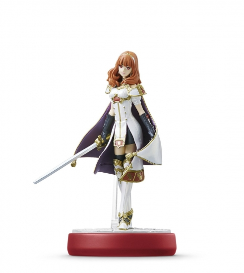 amiibo Fire Emblem Celica(3DS/New 3DS)