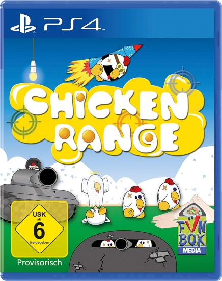 Chicken Range (deutsch) (DE) (PS4)