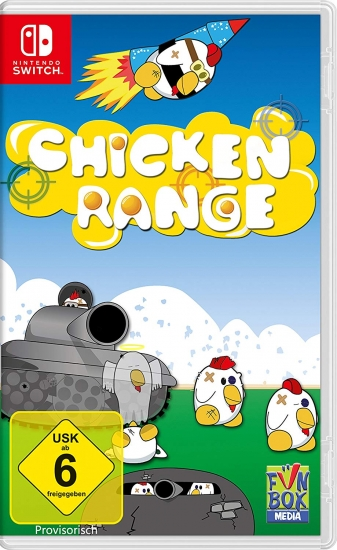 Chicken Range (deutsch) (DE) (Nintendo Switch)