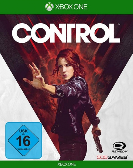 Control (deutsch) (DE USK) (XBOX ONE)