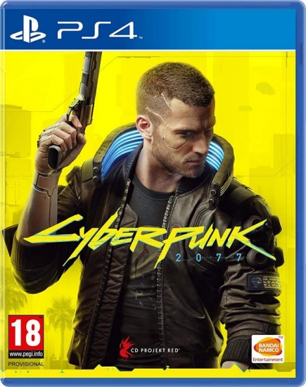 Cyberpunk 2077 D1 Edition [uncut] (deutsch) (AT PEGI) (PS4) inkl. PS5 Upgrade