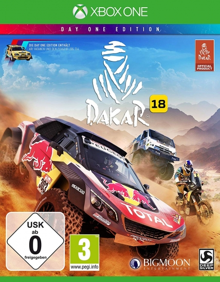 Dakar 18 D1 Edition (deutsch) (AT PEGI) (XBOX ONE) inkl. Peugeot 205 Turbo 16