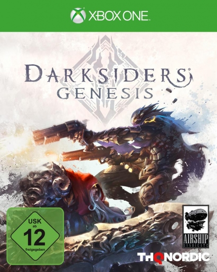 Darksiders Genesis (deutsch) (DE USK) (XBOX ONE) inkl. Rampage & Despair DLC