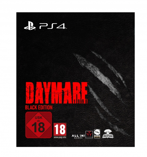 Daymare 1998 Black Edition [uncut] (deutsch) (AT PEGI) (PS4)