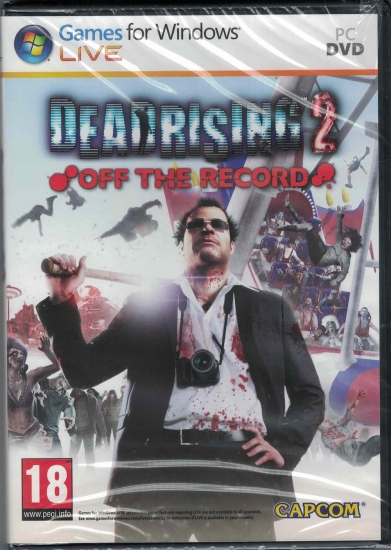 Dead Rising 2: Off The Record [uncut] (englisch) (PC)