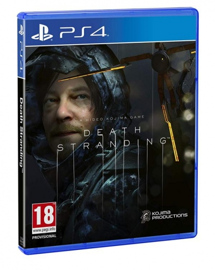 Death Stranding [uncut] (deutsch) (AT PEGI) (PS4)