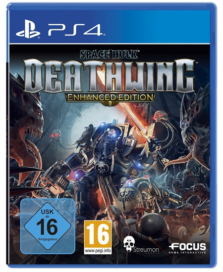 Deathwing Space Hulk Enhanced Edition (deutsch) (AT PEGI) (PS4)
