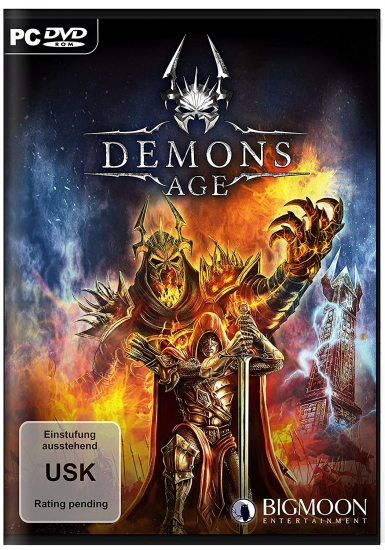Demons Age [uncut] (deutsch) (AT PEGI) (PC DVD)
