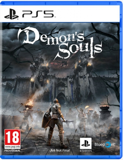Demons Souls (deutsch) (AT PEGI) (PS5)