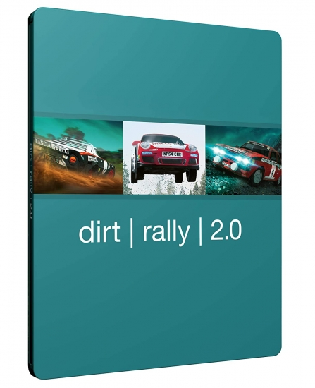 DiRT Rally 2.0 G2 Steelbook (PC/PS4/X1)