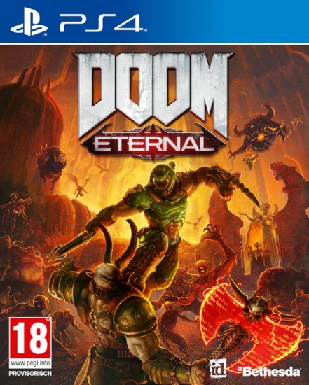 DOOM Eternal [uncut] (deutsch) (AT PEGI) (PS4)