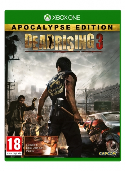 Dead Rising 3 - Apocalypse Edition [uncut] (deutsch) (AT) (XBOX ONE)