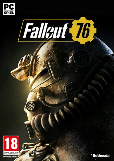 Fallout 76 D1 Edition [uncut] (deutsch) (AT PEGI) (PC) [Download] inkl. B.E.T.A.
