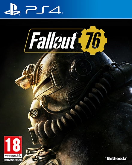 Fallout 76 D1 Edition [uncut] (deutsch) (AT PEGI) (PS4) inkl. B.E.T.A.