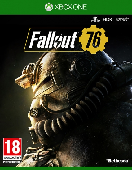 Fallout 76 D1 Edition [uncut] (deutsch) (AT PEGI) (XBOX ONE) inkl. B.E.T.A.