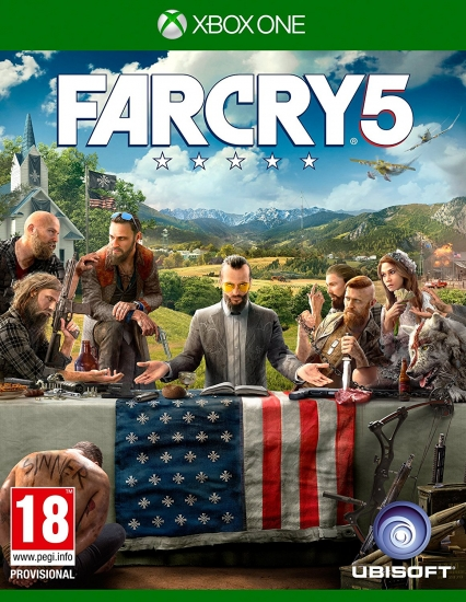 Far Cry 5 - D1 Edition [uncut] (deutsch) (AT PEGI) (XBOX ONE) inkl. 6 DLCs