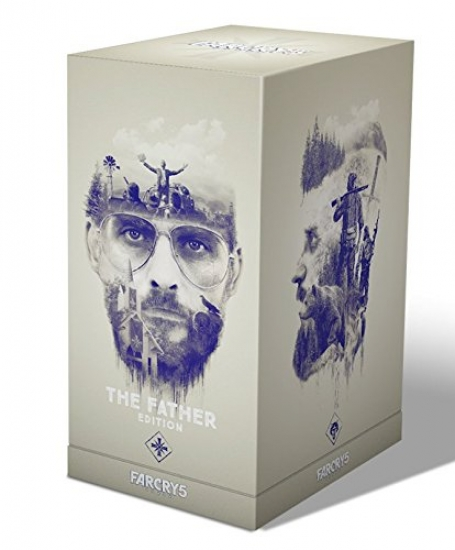 Far Cry 5 - The Father Collector's Edition [uncut] (deutsch) (AT PEGI) (PS4) inkl. 13 DLCs
