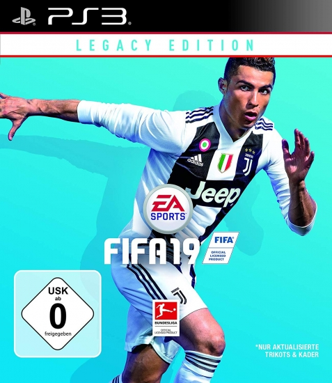 Fifa 19 - Legacy Edition (deutsch) (AT PEGI) (PS3)