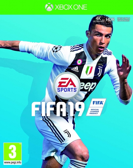 Fifa 19 (deutsch) (AT PEGI) (XBOX ONE) inkl. 5 Jumbo Premium Gold Packs / Leihspieler / FUT Kits