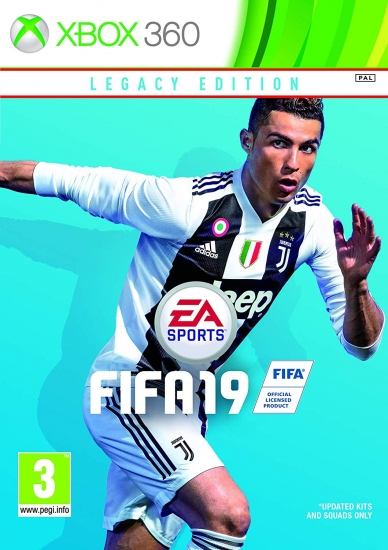 Fifa 19 - Legacy Edition (deutsch) (AT PEGI) (XBOX360)