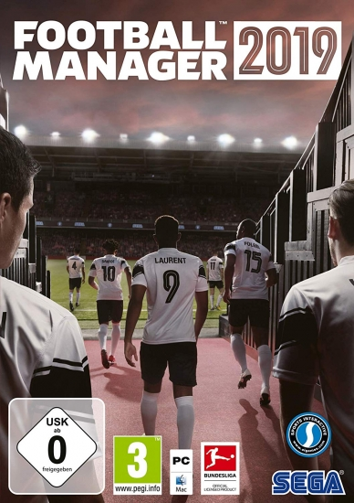 Football Manager 2019 (deutsch) (AT PEGI) (PC DVD)