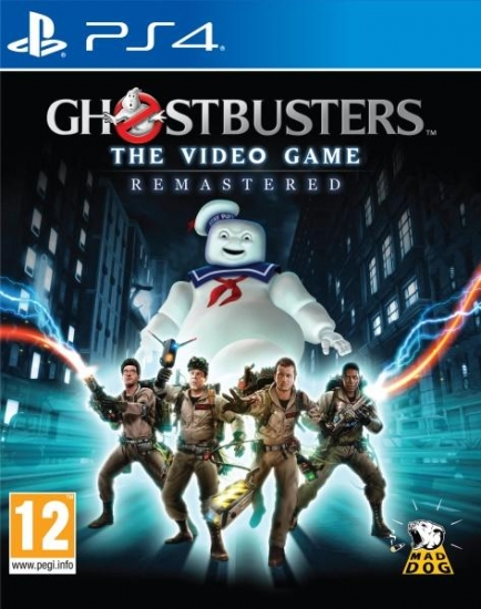 Ghostbusters The Video Game Remastered (deutsch) (AT PEGI) (PS4)