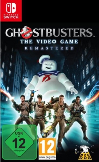 Ghostbusters The Video Game Remastered (deutsch) (AT PEGI) (Nintendo Switch)