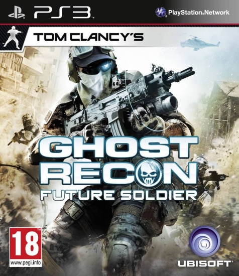 Ghost Recon: Future Soldier (englisch) (PS3)