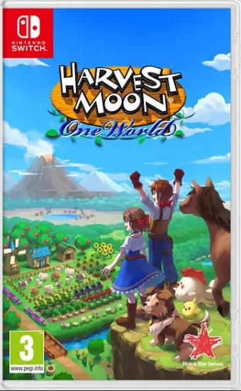 Harvest Moon One World (deutsch) (AT PEGI) (Nintendo Switch)