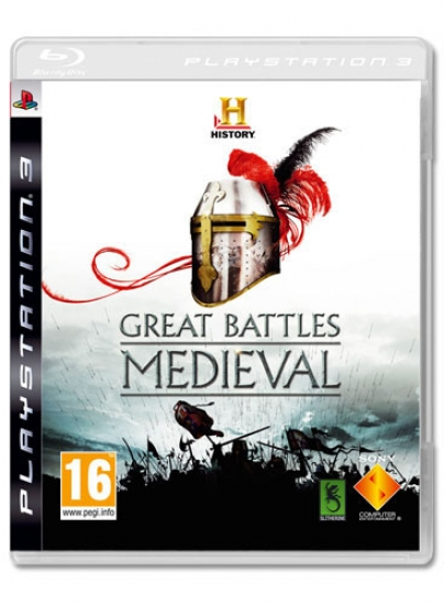 History Great Battles: Medieval (englisch) (PS3)